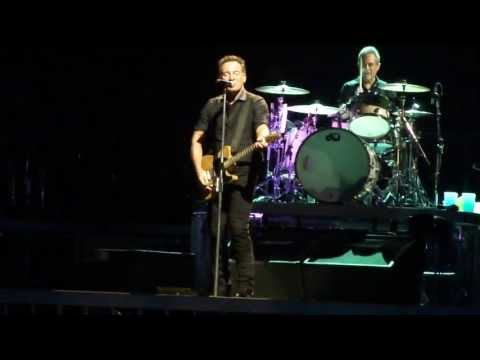 Bruce Springsteen - Thunder Road, live in Copenhagen 2013