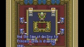 The Legend of Zelda: A Link to the Past [Intro]