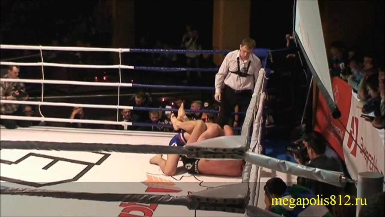 Бои ММА: Щуров vs Гунич