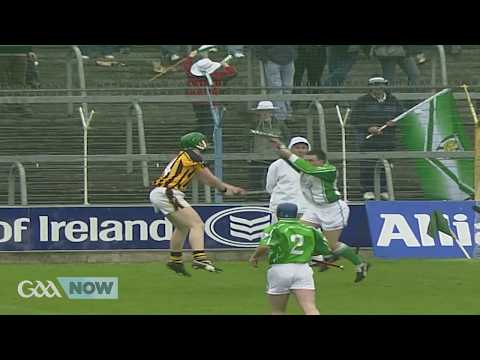 GAANOW: 2006 Henry Shefflin Goal Kilkenny v Limerick Allianz Leagues Final