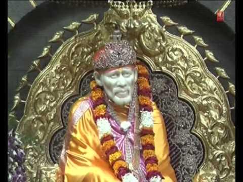 Sai Ki Sejaarti Hindi Sai Aarti from Shridi Temple I Shirdi Ke Sai Baba Ki Aartiyan