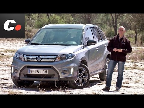 Suzuki Vitara SUV   Prueba / Análisis / Test / Review en español   coches.net