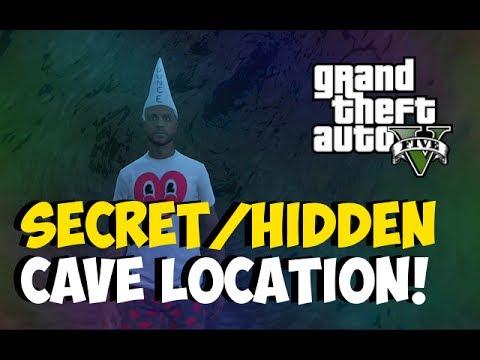 Cave Location Gta v Gta 5 Secret Locations