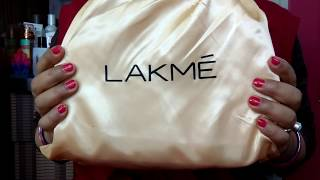 Lakme bridal makeup kit haul, affordable n best for everyone,
