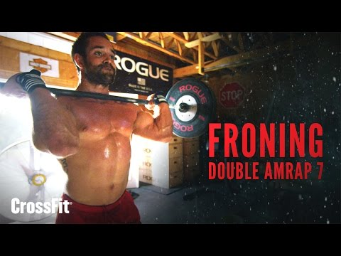 Rich Froning: Workout for October 2, 2015