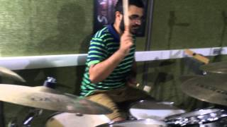 PSY-Gangnam Style Drum Cover