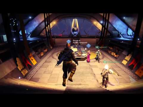 UKGamerGrego - Destiny - When only my mic was authorised :´D