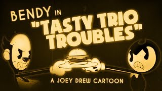 "Bendy in ""Tasty Trio Troubles"" - 1935"