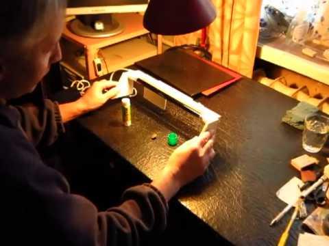 Как получить невидимую краску How to get invisible ink