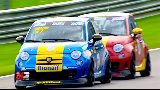 TROFEO ABARTH SELENIA 2016 - ONLY SOUND RED BULL RING CIRCUIT