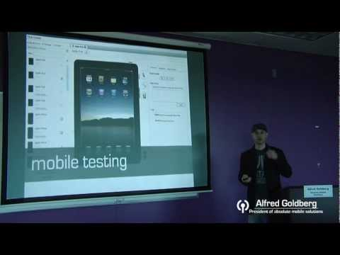 Mobile Design and Development Open House Part 5