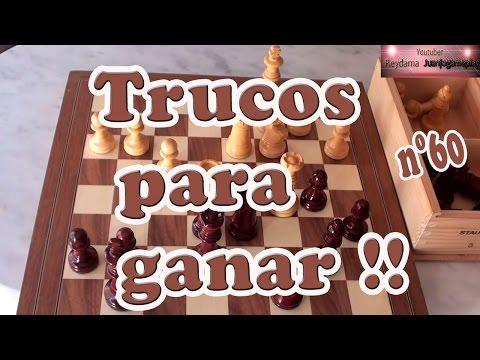 Ajedrez en español los mejores Trucos para ganar nº 60
