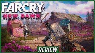 Far Cry New Dawn REVIEW - Post Apocalyptic Madness
