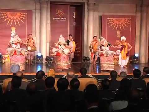 Cultural Programme ASEAN-INDIA  Summit