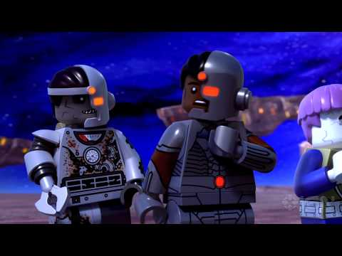 Lego Justice League Vs. Bizarro League: Trailer video