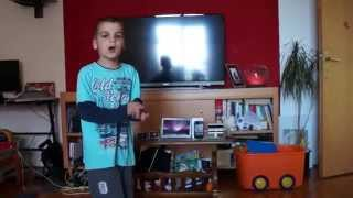 My First Apple Presentation A.L. 7 years old ( Croatia )