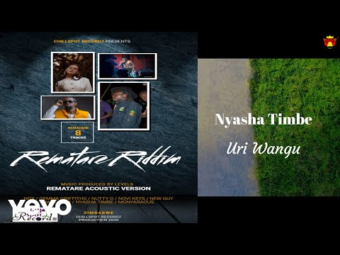 Download  Nyasha Timbe - Uri Wangu Rematare Acoustic Version Gratis, download lagu terbaru