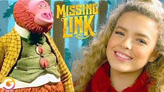 Missing Link Stop Motion Magic! Behind the Scenes with GoldieBlox