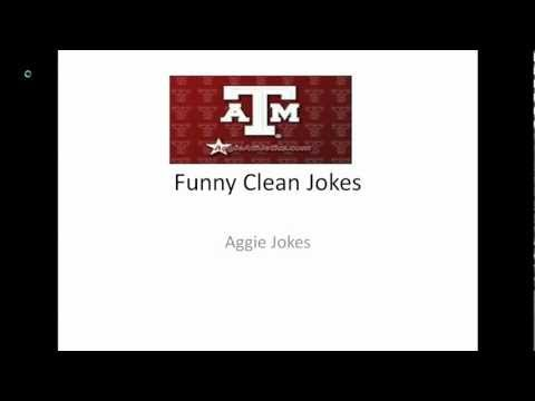 Aggie jokes – Funny Clean Jokes