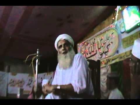 Maulana Abdul Karim Nadeem (Falsafa a Qurbani)shoor Coot Part1