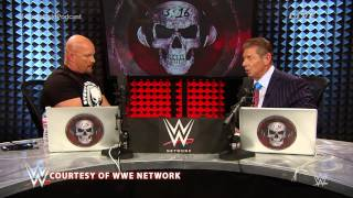 Vince McMahon feels there is a lack of ambition in the WWE locker room