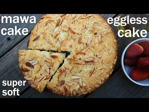 mawa cake recipe | how to make eggless parsi or mumbai mawa cake