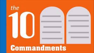 THE TEN COMMANDMENTS - NUMBER FIVE - KIDZ KLUB