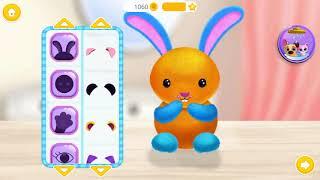 Kiki & Fifi Pet Friends Fun Cute Pet Care Kids Game  Fun Brush Teeth Pet Dress Up Games For Girls