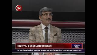 Gündem Özel | Mehmet Ektaş İyi Parti Eskişehir İl Başkanı