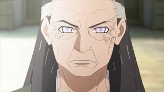 Hiashi talks about the byakugan to boruto - Anime2D
