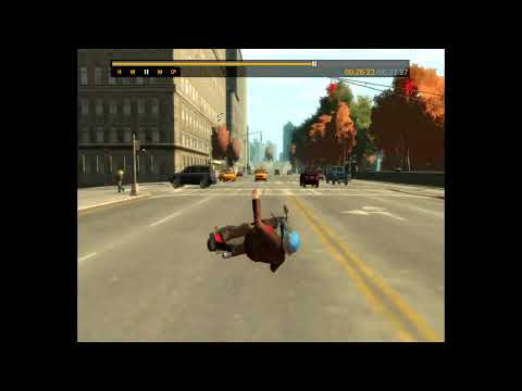 GTA IV - Accidentes mortales en moto