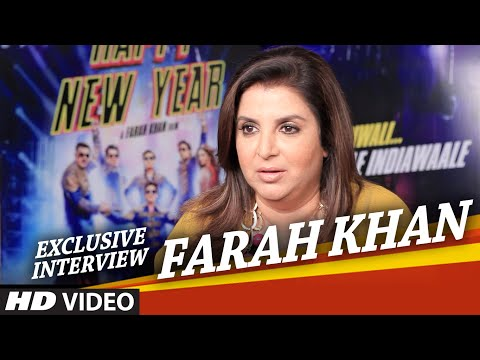 Exclusive: Farah Khan Interview | Happy New Year