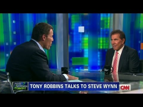 Steve Wynn on self-esteem