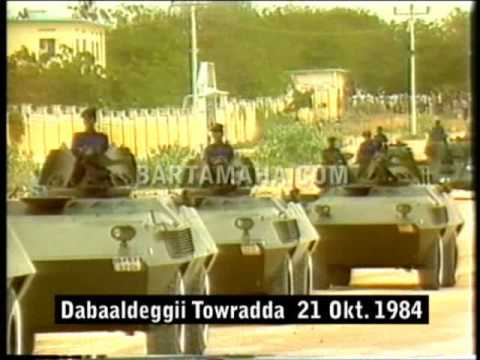 The Mighty Somali Army 1980