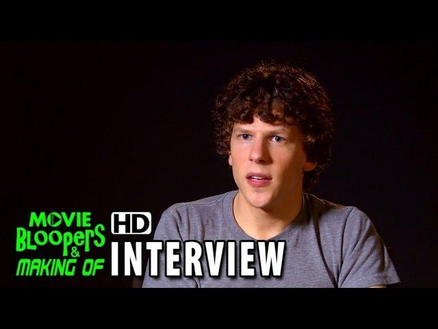 American Ultra (2015) Behind The Scenes Movie Interviews - Jesse Eisenberg is 'Mike Howell'