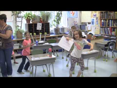 "Center School ""Happy"" Video 2014"