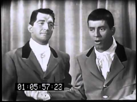 Dean Martin and Jerry Lewis Colgate Comedy Hour episode 7 part 1