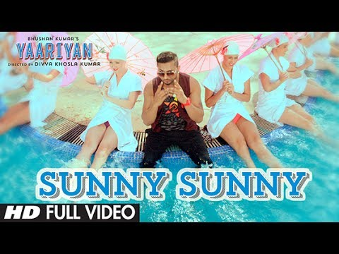 Sunny Sunny Yaariyan Full Video Song (Film Version) | Himansh...