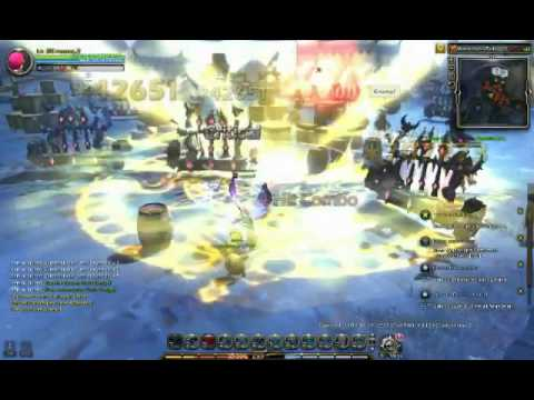 [Dragon Nest Europe] lv90 dailys nests & make gold fast GamePlay