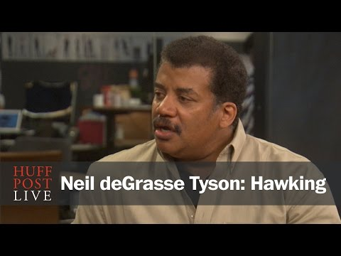 Neil deGrasse Tyson On Stephen Hawking's New Black Hole Theory