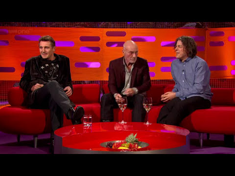 The Graham Norton Show S10E13 feat. Liam Neeson, Patrick Stewart, Alan Davies, Ed Sheeran