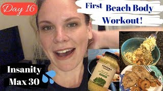 Day 16 | New Pasta Sauce | Low Carb Keto | Beach Body Workout