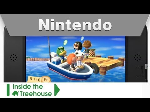 Inside the Treehouse with Animal Crossing: New Leaf - Connectivity (Ep 2)