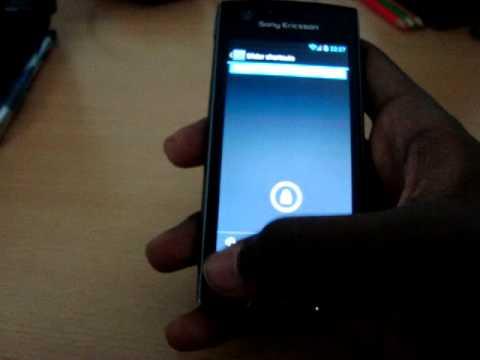 Sony Ericsson Xperia Ray Cyanogenmod 10.1 ( JB 4.2.2 )