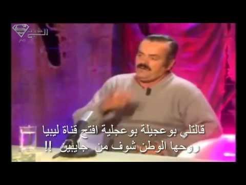 السويحلي ضيفاً علي قناة ليبيا روحها الوطن