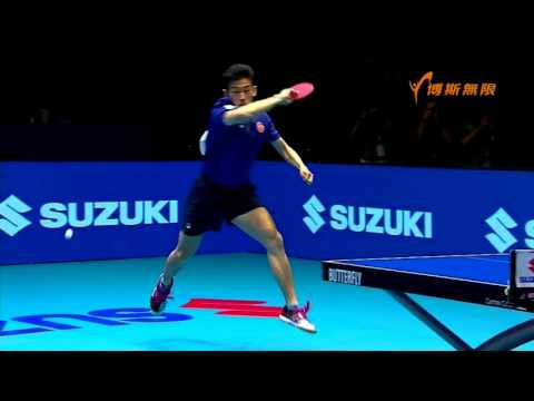 2015 Asian Championships MS-SF2: XU Xin - WONG Chung Ting [HD] [Full Match/Chinese]