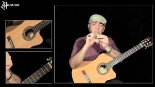تعلم الجيتار 3 د 1.1-- ريشة الجيتار | Guitar Pick izif.com