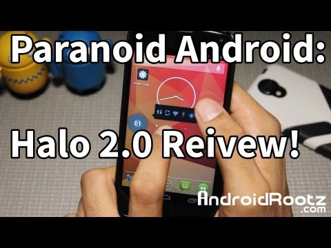 Paranoid Android: Halo 2.0 Review!