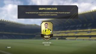 FIFA 17 SFIDA CREAZIONE ROSA (FUT CHAMPIONSHIP SERIES - DANIELE PRINSIPE PAOLUCCI)