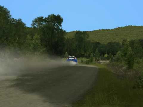 Citroen C4 Wrc 2009. Citroen C4 WRC RBR- Rally
